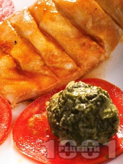 Пиле пири-пири, мариновано в лимон и люти чушки - снимка на рецептата